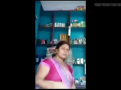 Desi aunty doing sex