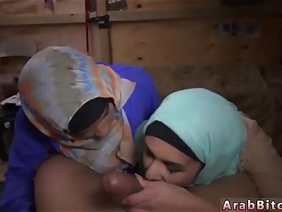 Arab daddy Operation Pussy Run!